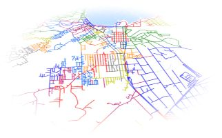 Going Postal: ZIP Codes and Mail Carrier Routes